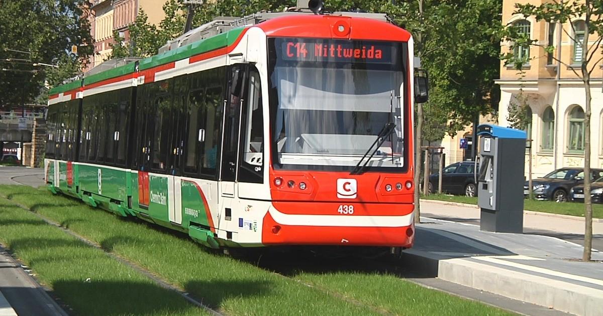 C14 Letzte Züge Zwischen Chemnitz Und Mittweida Verlegt Sachsen