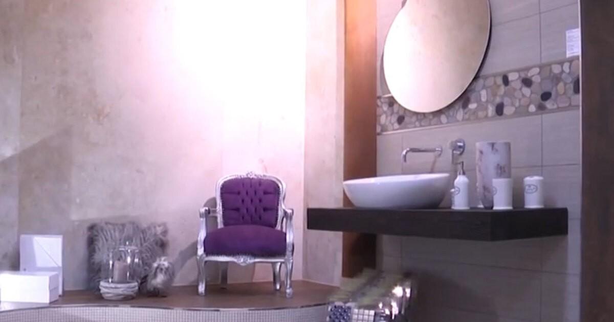 Bei mirko martin gibt es fliesen auch in xxl sachsen for Gestaltung von badezimmern