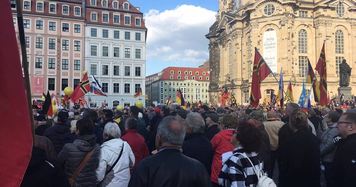 Dresden Nazi Notstand