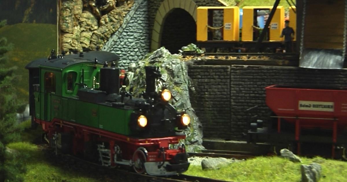 Kleine Züge – große Historie