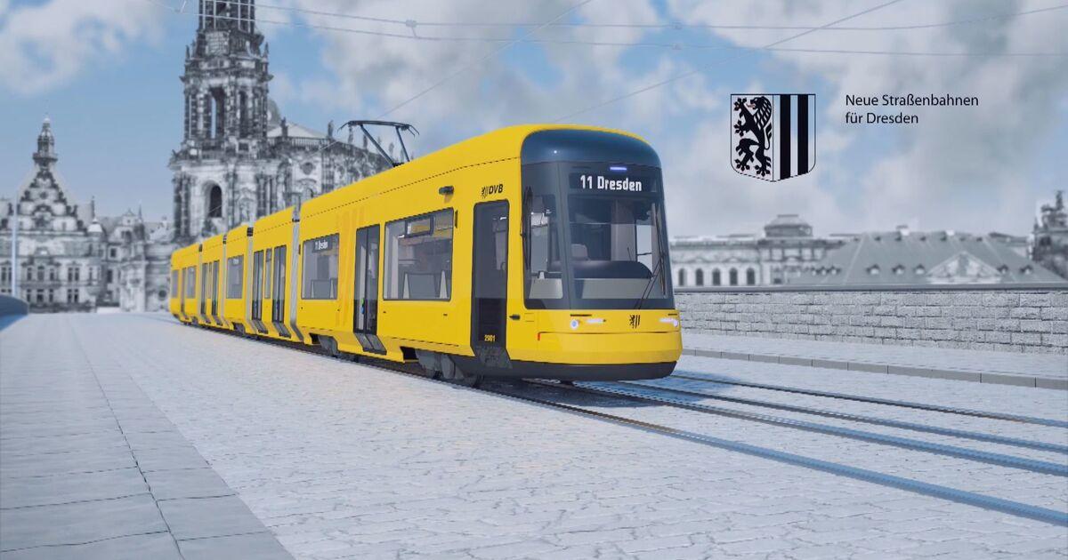Neue straßenbahn dresden
