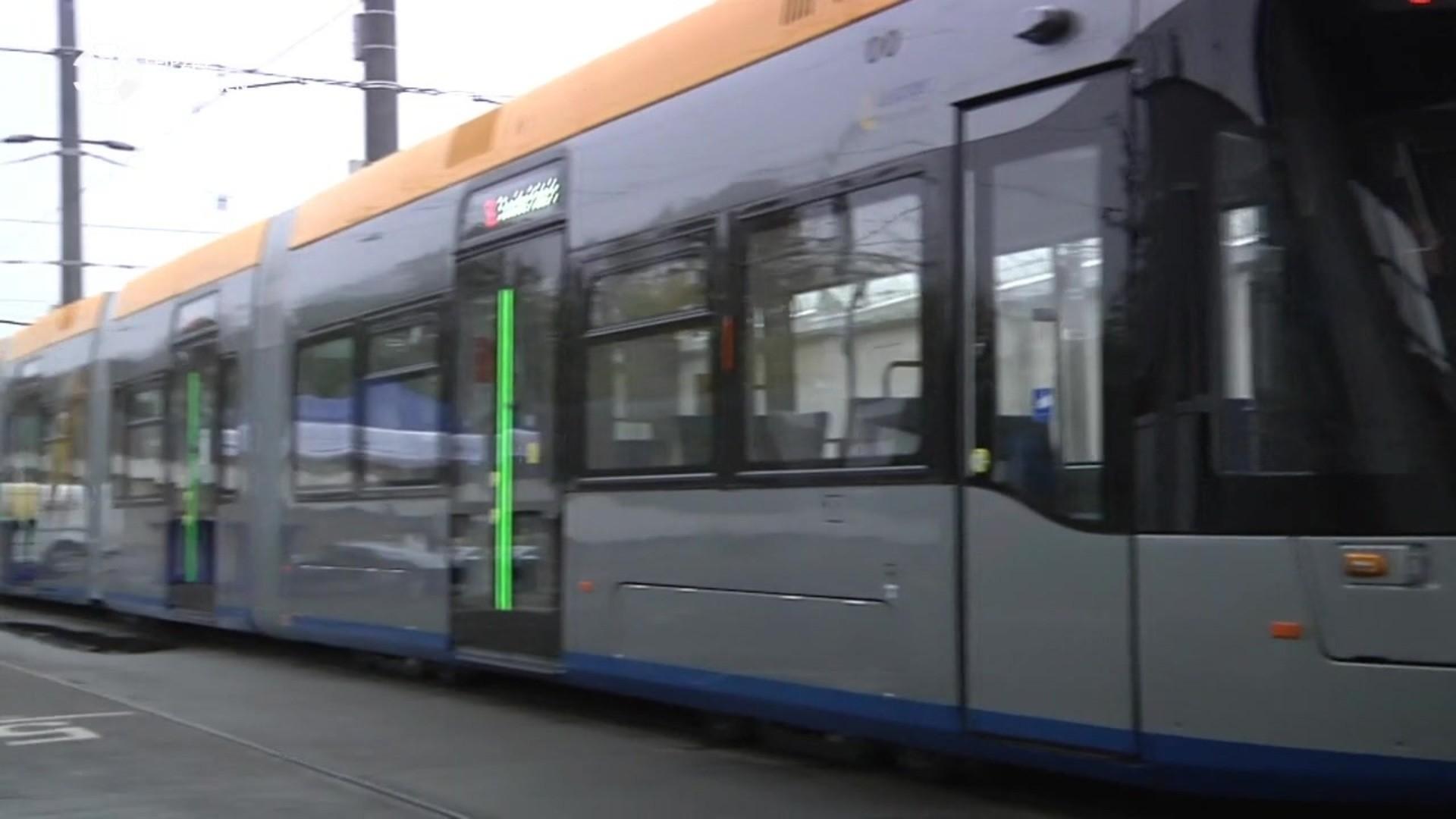 Das Ist Die Neue Straßenbahn Für Leipzig Sachsen Fernsehen