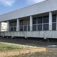 Stadtenwicklung Dresden, ehemalige Robotron-Kantine