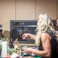 Kochen, Dresden, Mitkochshow, Mitkoch-Show, Rezept, Rezepte, Nachkochen, Kochvideo, Video, Küchenzentrum Dresden, Dirk Hähnchen, Gerd Kastenmeier, Sophia Matthes, Dresden Fernsehen, Rewe, Rewe Köckeritz, Stefan Köckeritz, TV, Lamm, Kalb, Spargel, Rezeptidee, Zubereitungsvideo, Küche, Gewinn, Verlosung