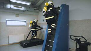 112 im Einsatz, Dresden, Feuerwehr, Notfall, Rettungswagen, Feuer, Einsatz, Brand, Feuerwache, © Sachsen Fernsehen
