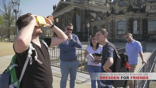 Dresden, Dresden for Friends, Sparen, Angebot, Escape Room, Escape Game, Escape Games, Dresden Secrets, Adventure, Veranstaltung, Freizeit, Video, Tipp, Test, Sophia Matthes, © Sachsen Fernsehen