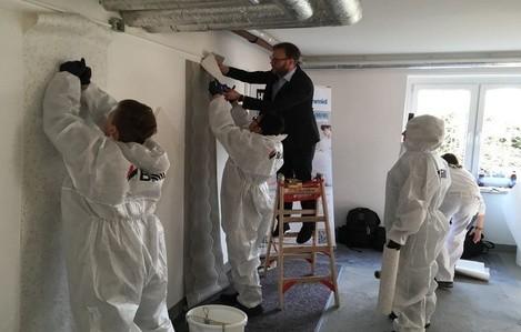 Maler, Malerhandwerk, Schau rein, © Sachsen Fernsehen
