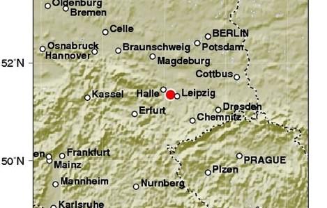 Erdbeben | Leichtes Beben in der Region Leipzig/Halle