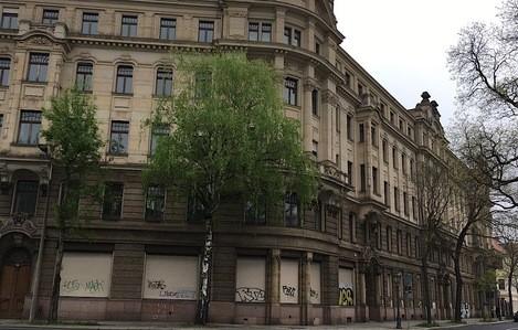 berliner unternehmen gestaltet dresden jetzt auch am palaisplatz sachsen fernsehen. Black Bedroom Furniture Sets. Home Design Ideas