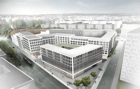 © Entwurfsverfasser CODE UNIQUE Architekten