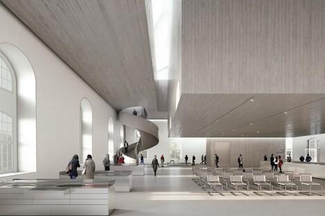 © Architekturbüro Nieto Sobejano Arquitectos