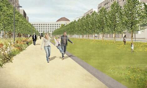 © Entwurfsplanung plancontext GmbH Landschaftsarchitektur