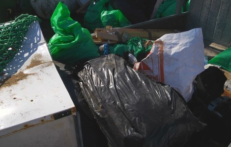 Müll, putzen, Plastik, Papier, © Sachsen Fernsehen