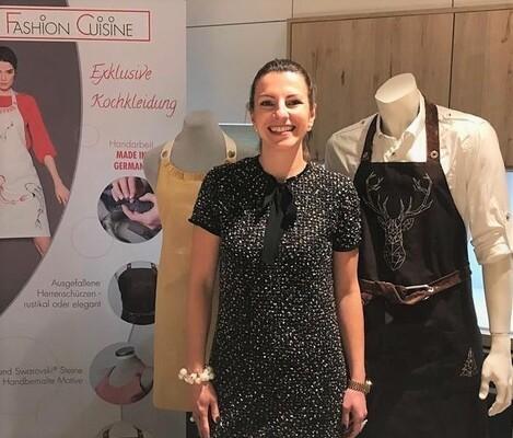 Fashion Cuisine, Dresden, Kochen, Mode, Kochschürze, Geschenk, © Fashion Cuisine