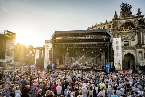 © Dresdner Stadtfest GmbH, Michael Schmidt