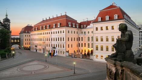 © Hotel Taschenbergpalais Kempinski Dresden