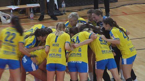 HCL, HC Leipzig, Handball, © Leipzig Fernsehen