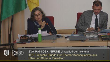 Eva Jaehnigen, © Sachsen Fernsehen