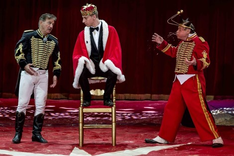 © Dresdner Weihnachts-Circus