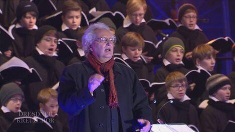 Adventskonzert Mit Dem Dresdner Kreuzchor Sachsen Fernsehen