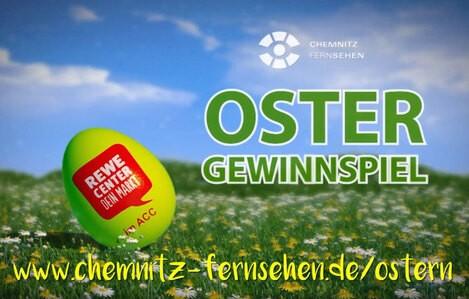Ostergewinnspiel, © Sachsen Fernsehen