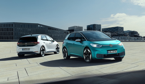 VW, Golf, Elektroauto, Zwickau, Sachsen, E-Mobilität, E-Golf, Stromer, ID.3, Start Serienproduktion, Auto, E-Auto, Volkswagen, Der neue Volkswagen ID.3, © Volkswagen AG