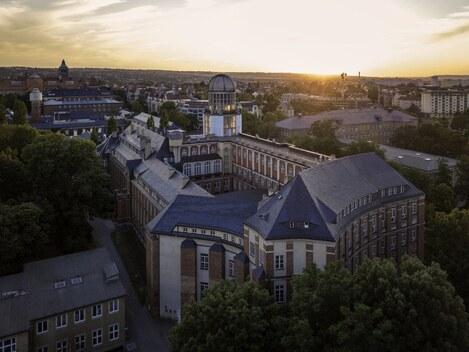 © TU Dresden PR, Anja Schneider, Dietrich Flechtner