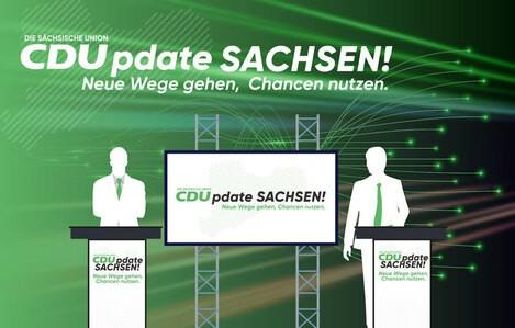 CDU, © CDU Sachsen