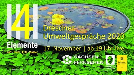 Umweltgespräche in Dresden