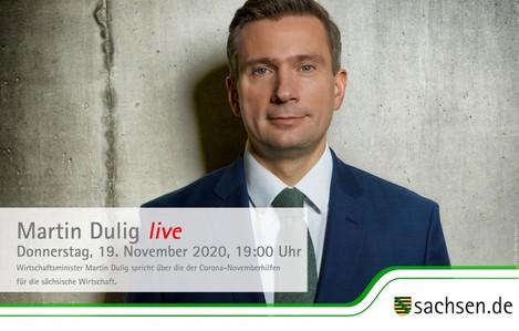 Martin Dulig im Bürgergespräch, © Sächsische Staatskanzlei