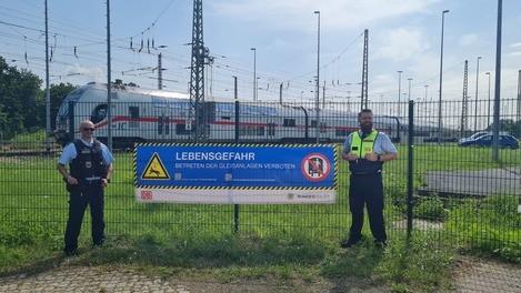 © Bundespolizei Dresden