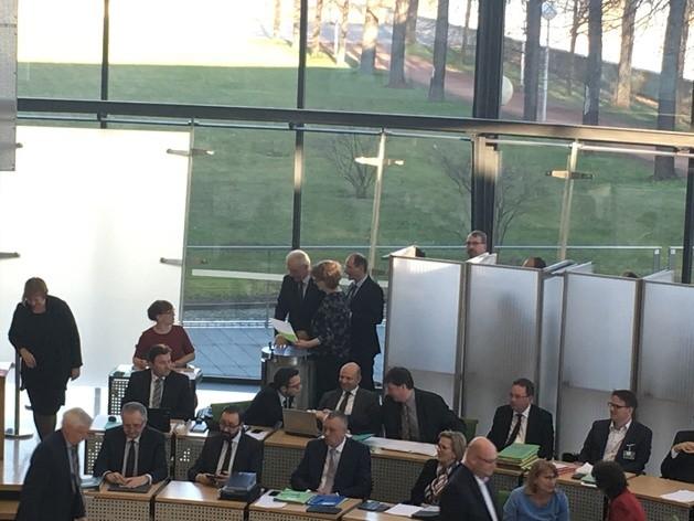 Michael Kretschmer ist neuer Ministerpräsident in Sachsen