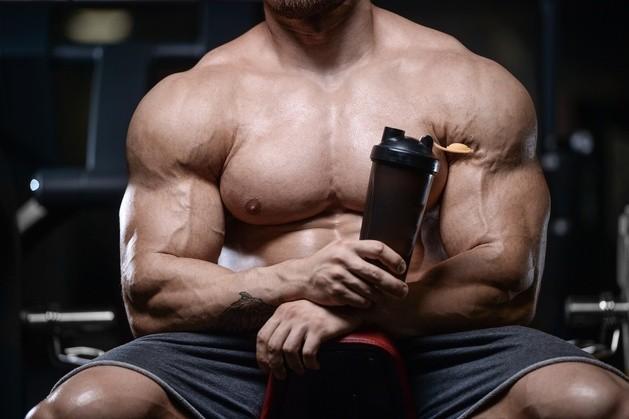 Weibliche Muskelwachstum Geschichte