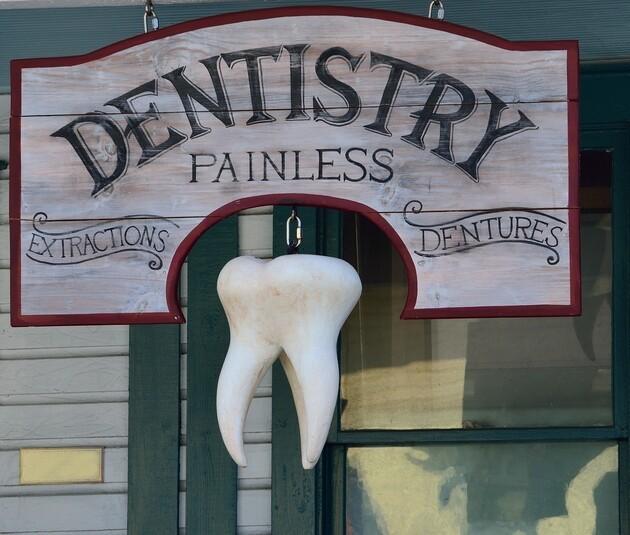 Zahnarzt, Zahnpflege, Dentalphobie, Dental, © www.pixabay.com