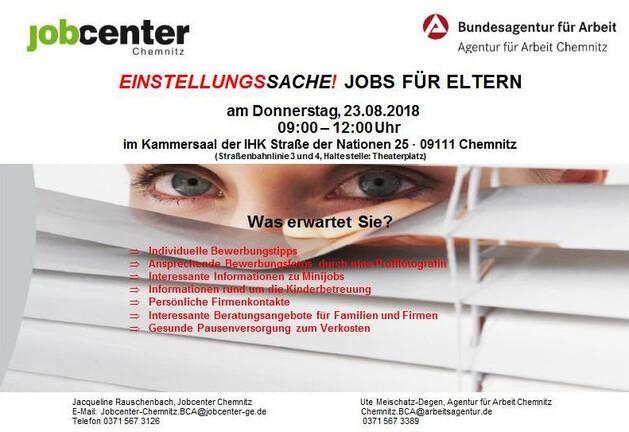 Aktionstag Jobs Für Eltern Sachsen Fernsehen