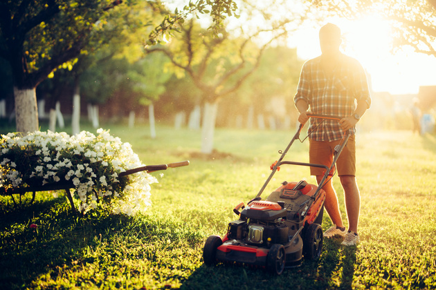 Gartenarbeit, © adobestock; Hoda Bogdan