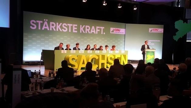CDU, © Sachsen Fernsehen