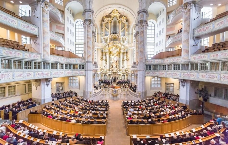 © Stiftung Frauenkirche Dresden, Marlen Mieth