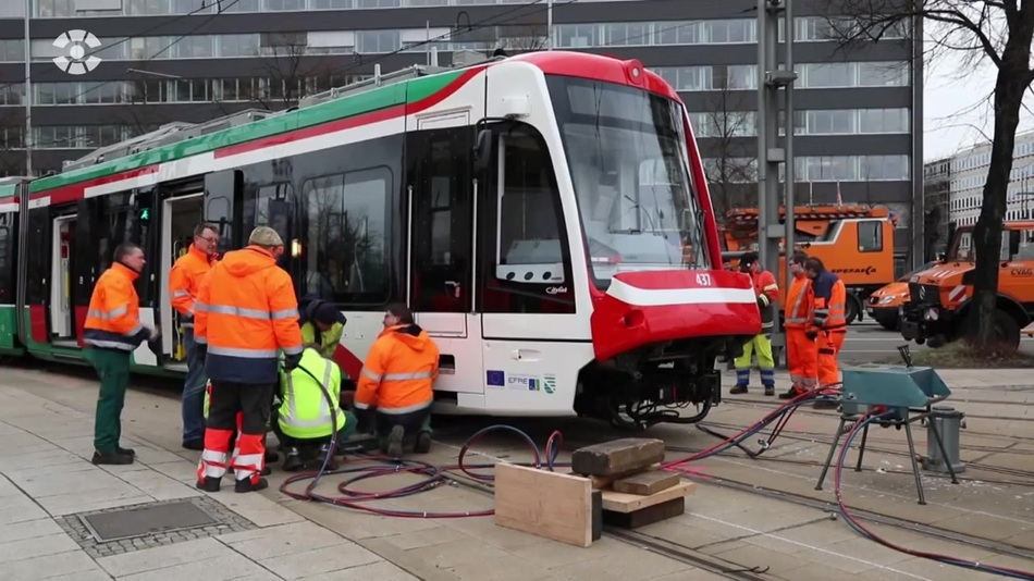 Ermittlungen Zu Citybahn Crash Dauern An Sachsen Fernsehen