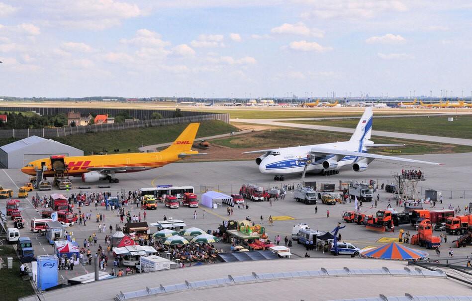 © Flughafen Leipzig-Halle