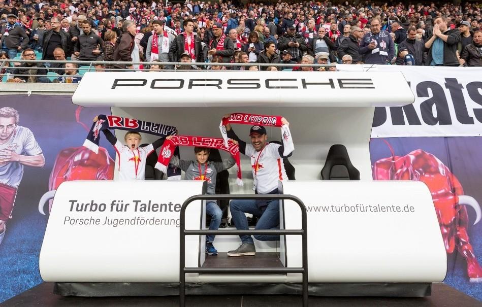 © Porsche Leipzig
