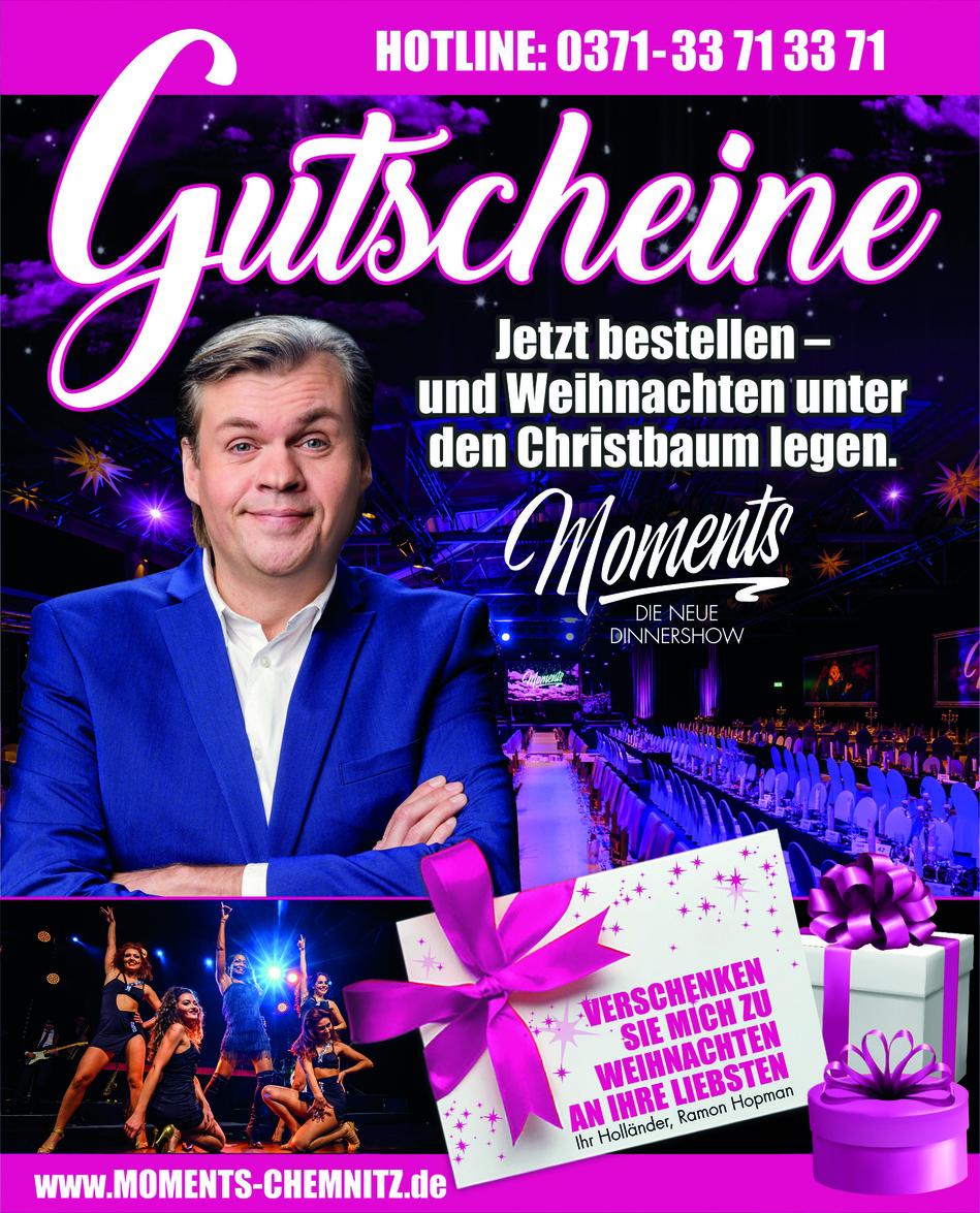 Weihnachtsfeier Ideen Chemnitz.Chemnitz Verschenkt Zum Fest Diese Show Sachsen Fernsehen