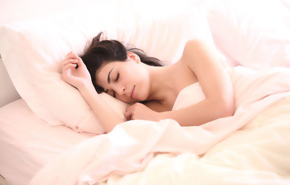 Schlafen, Boxspringbett, © C_Scott@pixabay.com