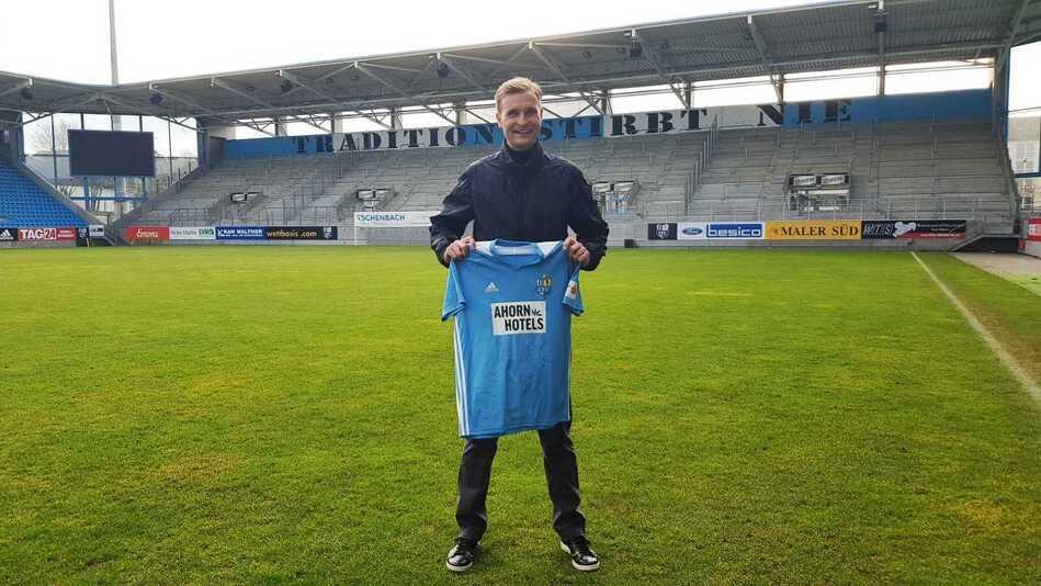 Bergner übernimmt den Chemnitzer FC