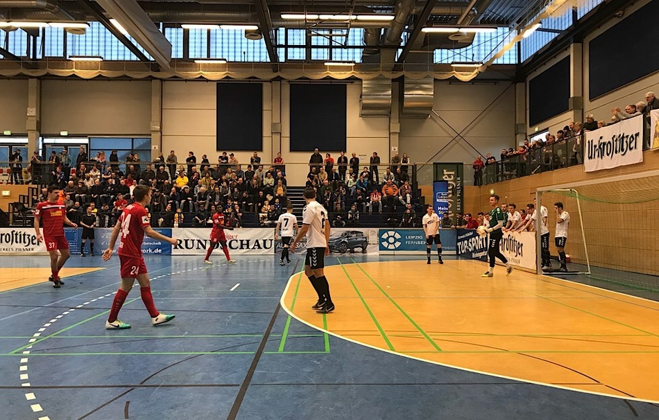© Im Bild: Rot-Weiß Erfurt vs. ZFC Meuselwitz