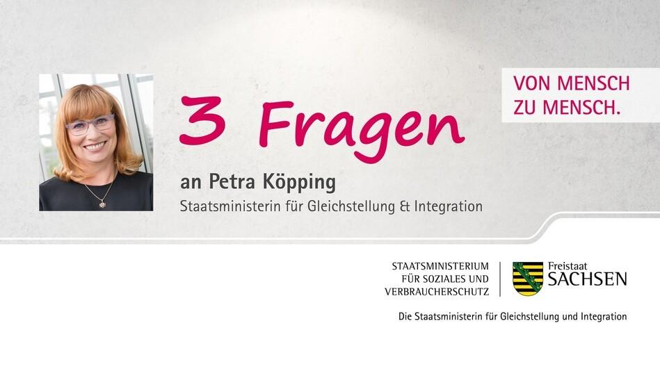 Sachsen, Dresden, Sächsisches Ministerium für Soziales und Verbraucherschutz, Integration, Petra Köpping, Stasstsministerin für Gleichstellung und Integration