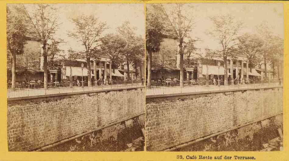 © Dresden, um 1865. Stadtarchiv Dresden