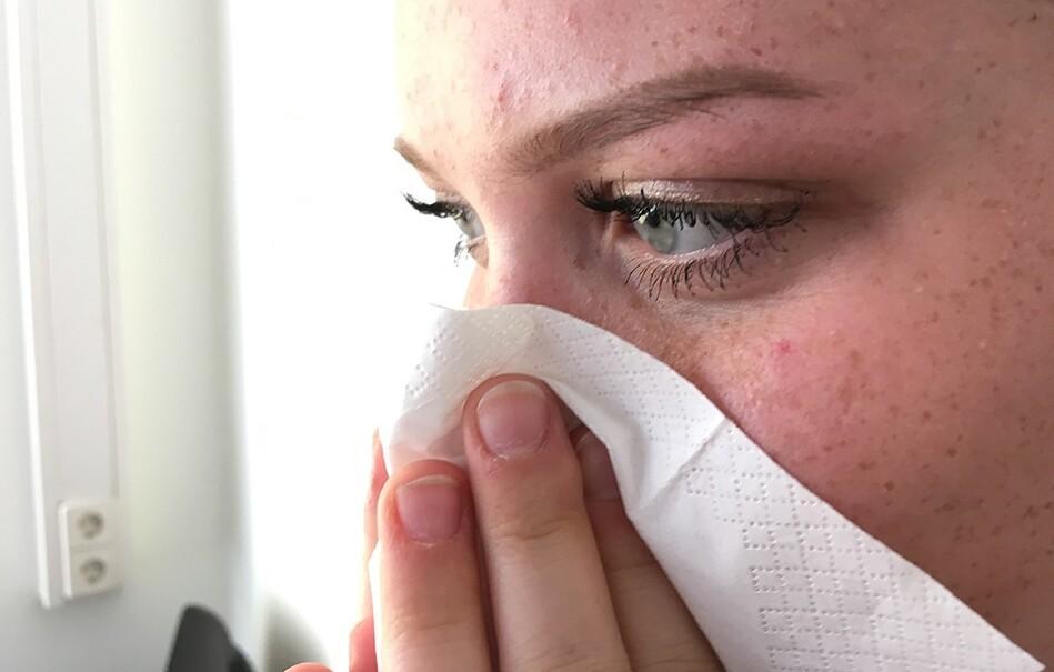 grippe, erkältung, influenza, nase, schnupfen, © Sachsen Fernsehen
