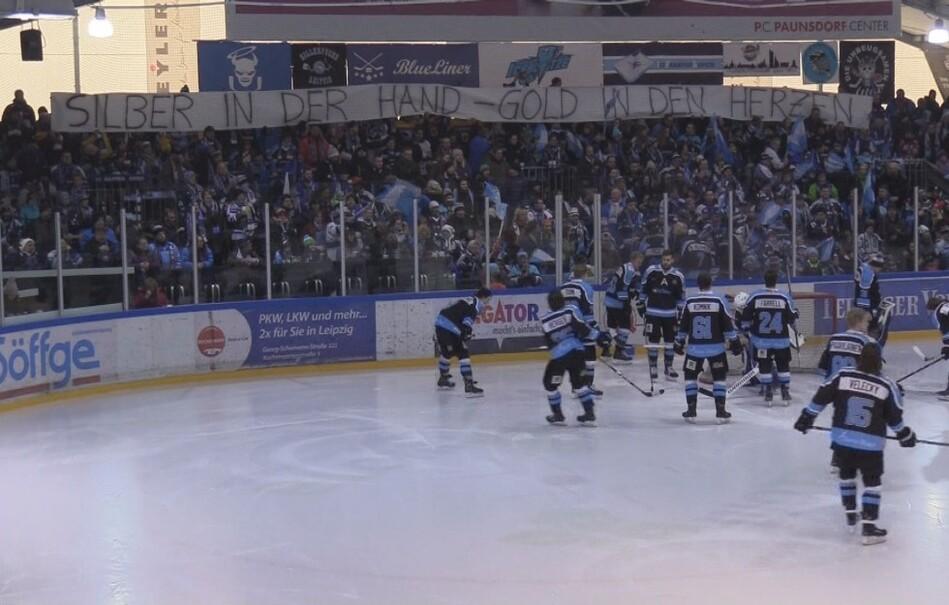 Eishockey, © Sachsen Fernsehen