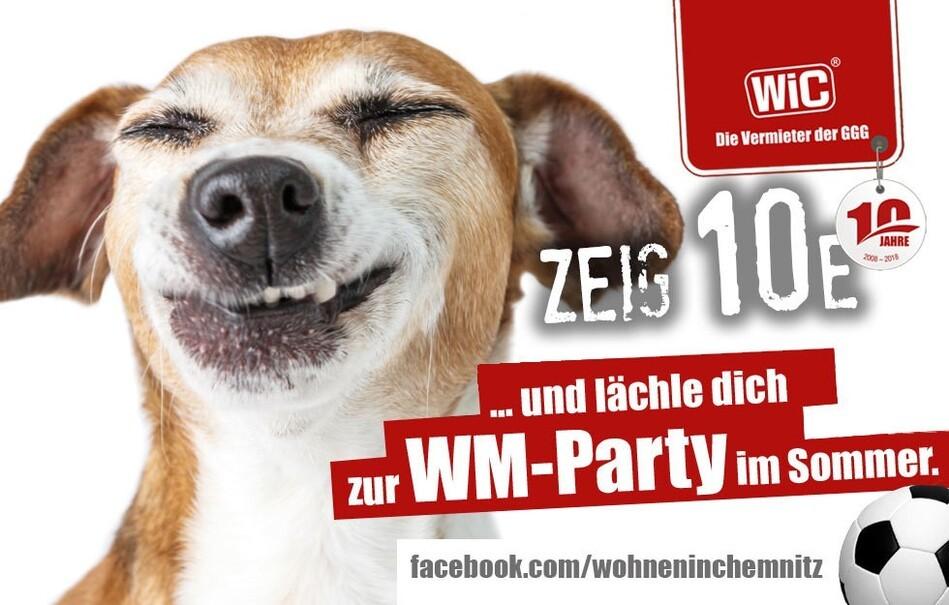 Zeig 10E!, © WiC